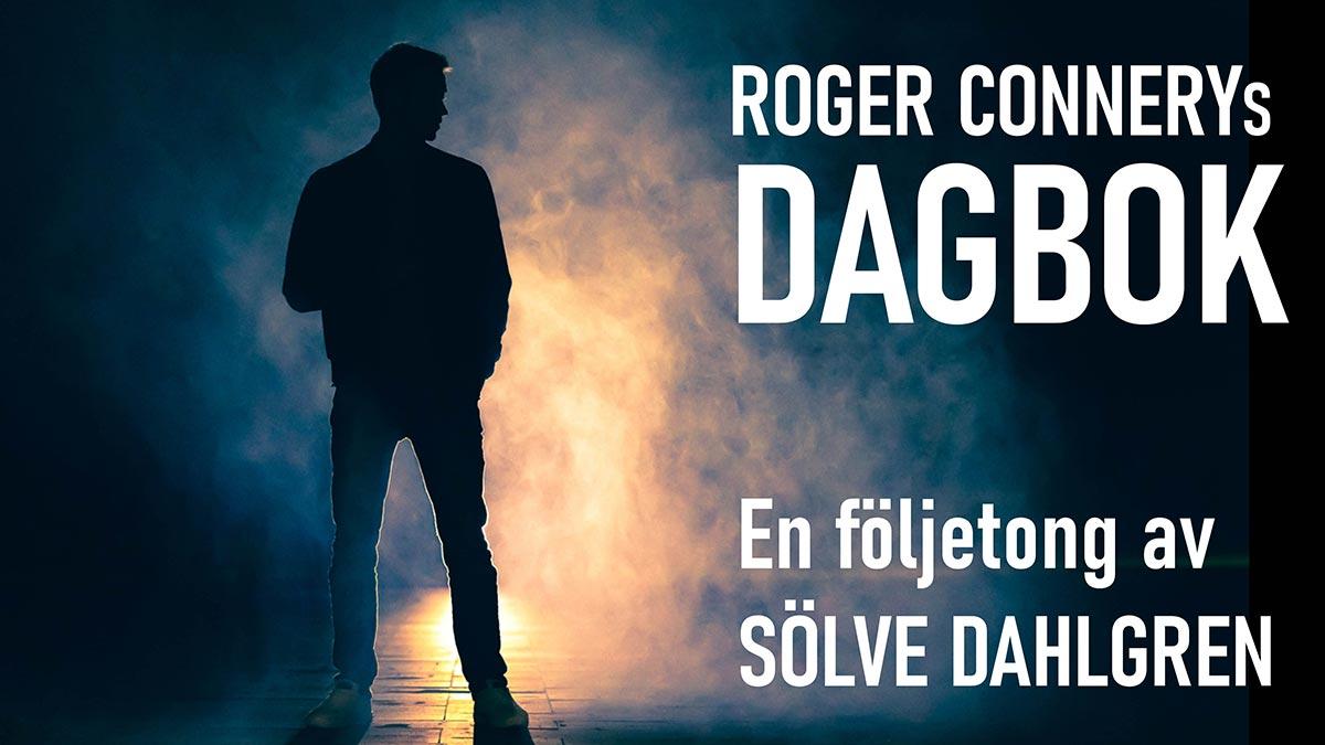 Roger Connery av Sölve Dahlgren